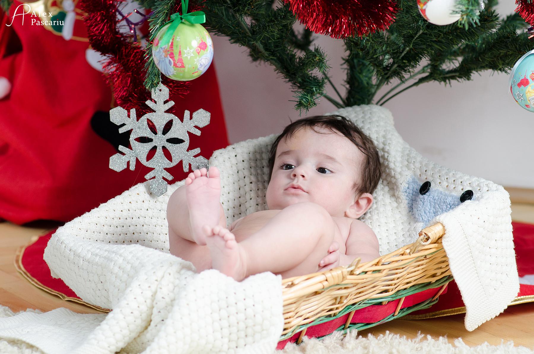 Sedinta foto bebe Robert 10